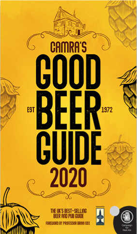Good Beer Guide 2020 front cover