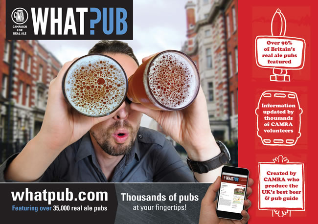 what pub poster