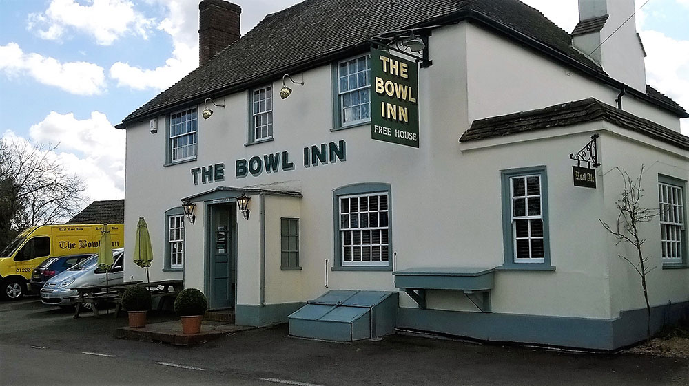 Bowl Inn Hastingleigh