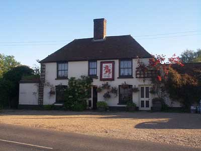 The Red Lion, Snargate