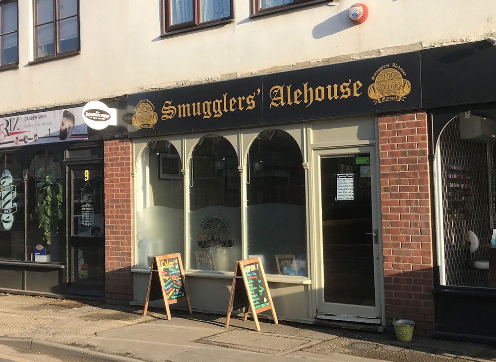 Smugglers' Alehouse New Romney