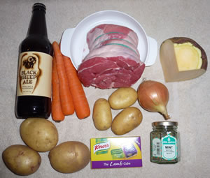 marsh mash pie ingredients